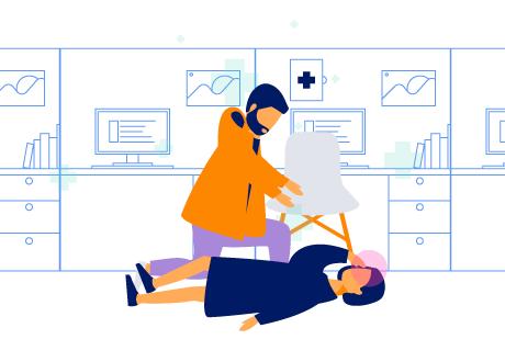 Atención de emergencias de salud