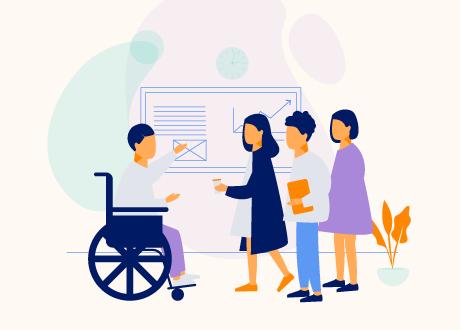 La importancia de evaluar a los compañeros de trabajo positivamente