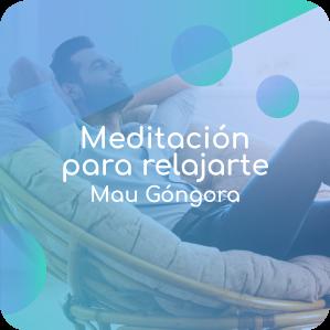 Meditación para relajarte