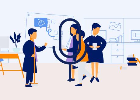 ¿Cómo motivar a tu equipo para mantener las áreas limpias y en orden? - Podcast