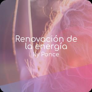 Renovación contínua de la energía