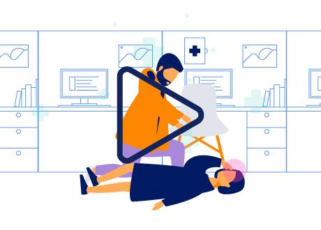 Atención de emergencias de salud - Video informativo