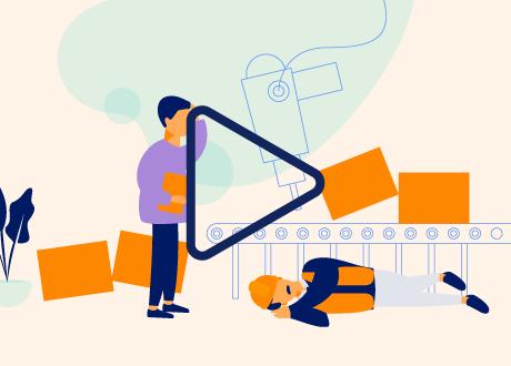 La falta de sueño es un factor de riesgo - Video informativo
