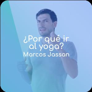 ¿Por qué ir al yoga?