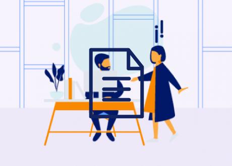 Cómo lidiar con compañeros de trabajo difíciles - Infografía