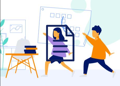 Minutos de activación física y visual mejoran la productividad - Infografía